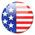 American_flag_circle_white