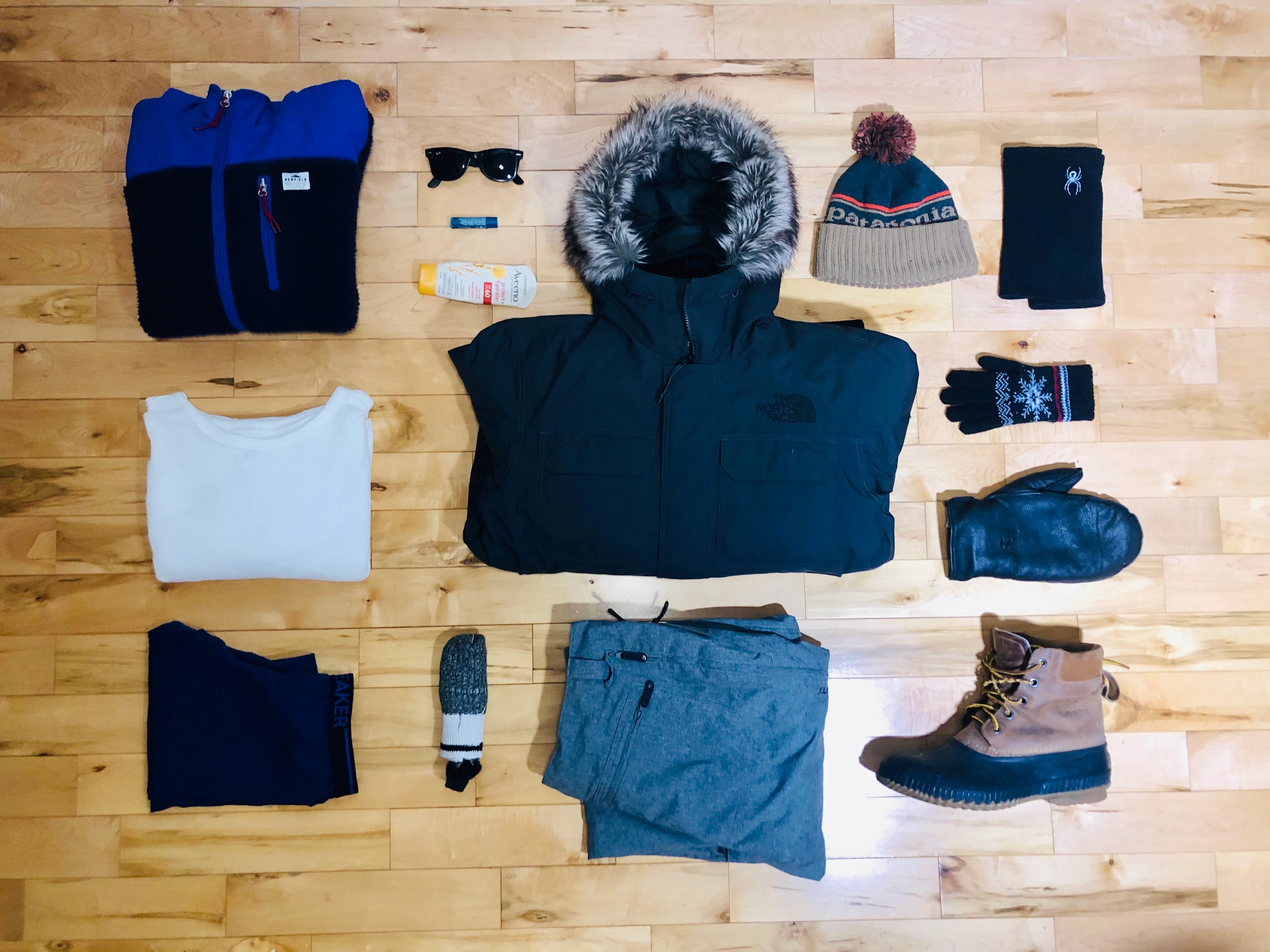 Winter clothing to make the most of your winter trip!