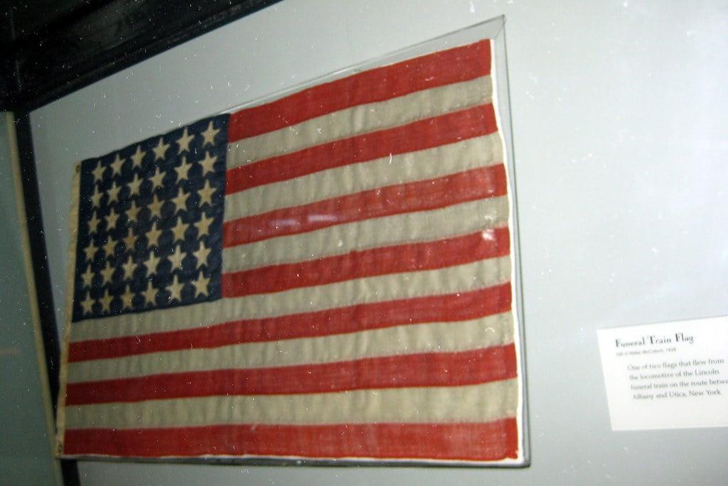 Historical American Flag