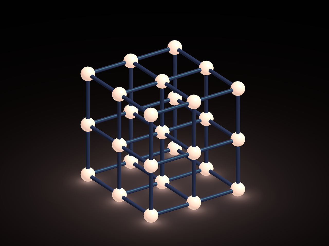 Image of atoms