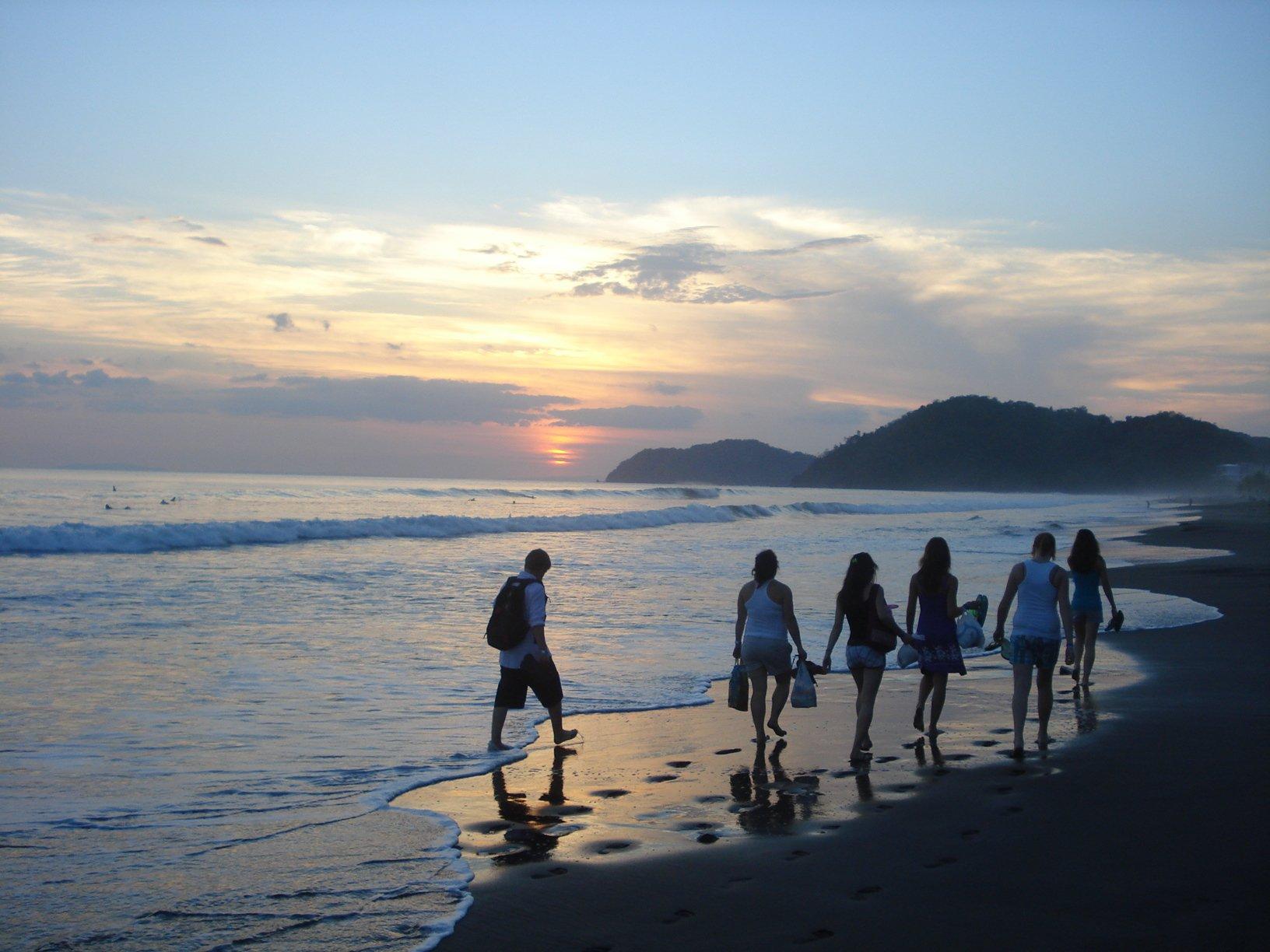 JSED_World_Costa Rica_Beach_Youth
