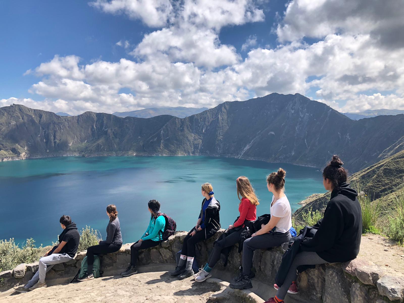 JSED_World_Ecuador_Mountain Lake_Youth