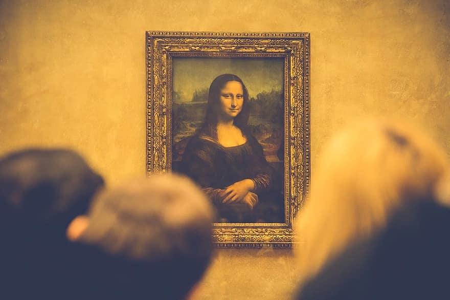 PAR_Louvre Museum_Mona Lisa